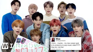 NCT 127 Answer K-Pop Questions From Twitter | Tech Support | WIRED