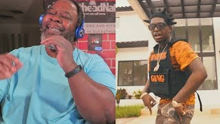 """Dad Reacts to Kodak Black - """"TRANSPORTIN"""" (Official Music Video)"""