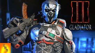 Call Of Duty Black Ops 3 - RUIN (GLADIATOR) How To Unlock All Standard Head And Body Gear For RUIN