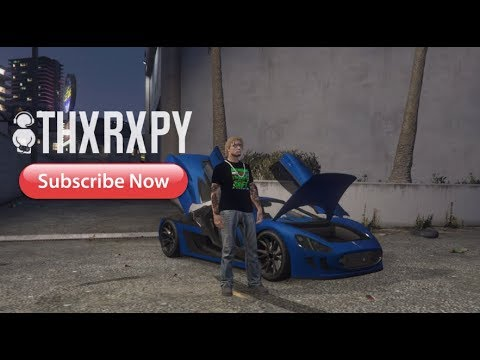 GTA 5 ONLINE BUYING NEW VEHICLE RELEASED OCELOT XA21 SUPER CAR GUN RUNNING DLC[THXRXPY] (XB1)