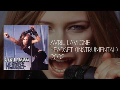 Avril Lavigne - Headset (Instrumental)