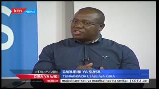 Dira ya Wiki: Darubini ya Siasa; Chris Msado-aelezea kujisajilisha kama mpiga kura, part 2