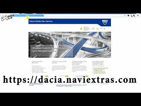 Dacia Media Nav Toolbox
