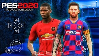Pes 20 Ps3 Camera Ppsspp Android 500mb Offline Jogress