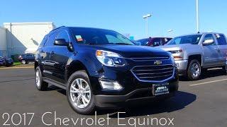 2017 Chevrolet Equinox LT 2.4 L 4-Cylinder Review