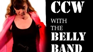 CCW  Belly Bands | Ups and Downs