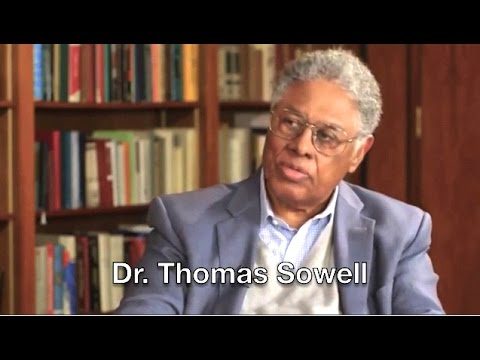 Thomas Sowell and Trump