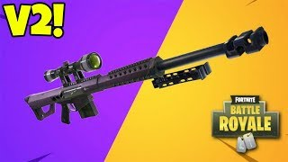 SNIPER RIFLE *ONLY* DUOS CHALLENGE IN FORTNITE!!! (Cizzorz & Dakotaz Sniper Challenge)