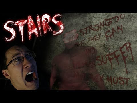 Stairs | AMAZING HORROR GAME