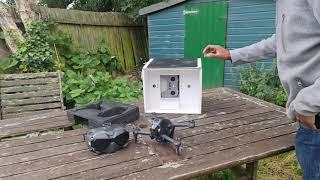 DJI FPV Drone Combo Unboxing | Adrian DeSouza