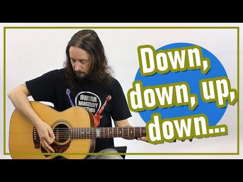 Basic Strumming Patterns For Guitar