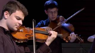 Giovanni Bottesini: Gran Duo for violin, double bass and strings