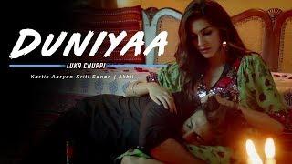Duniya Luka Chuppi Full Video Song   Akhil   Kartik Aaryan, Kriti Sanon   Latest New Hindi Song 2019