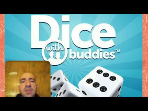 DICE WITH BUDDIES The Fun Social Dice Free Mobile Game Scopely Android Ios Gameplay Youtube YT Video