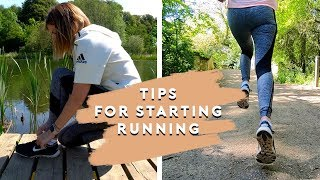 5 TIPS FOR STARTING RUNNING | COUCH TO 5K