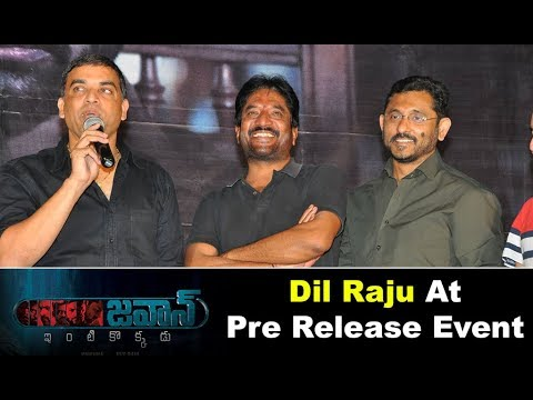Dil Raju At Jawaan Movie Pre Release Event
