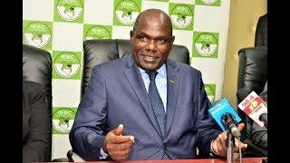 Chebukati: I can't guarantee credible poll on October 26