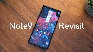 Samsung Galaxy Note9 revisit: 1 year later