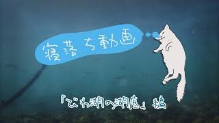 寝落ち動画「びわ湖の湖底編」