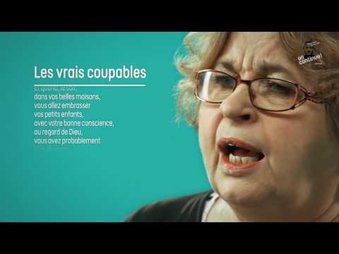 """Annick lit """"Les vrais coupables"""" de l'abbé Pierre"""
