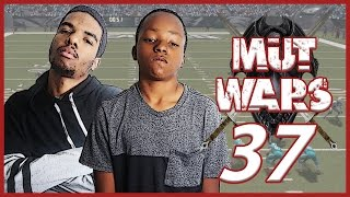 THE PERFECT RECORD IS ON THE LINE! - MUT Wars Ep.37 | Madden 17 Ultimate Team