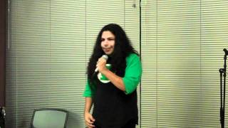 Bookworm Bakery And Cafe Presents Comedy Night October 28, 2011 Video 7