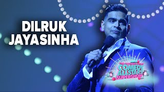 Dilruk Jayasinha - 2021 Melbourne Comedy Festival Opening Night Comedy Allstars Supershow