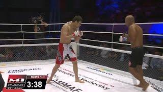Marcelo Brito vs Shavkat Rakhmonov, M-1 Challenge 67, June 4th