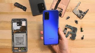 Samsung Galaxy S20+ Teardown: In the Shadow of the Ultra
