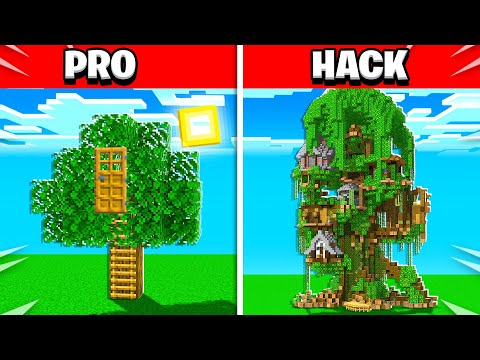 PRO vs CHEATER In Ultra Build Battle Challenge Treehouse!