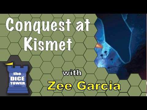 Conquest at Kismet Review by Dice Tower!