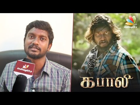 Did-I-kill-Kabali-in-climax-or-not--Madras-Johnny-Interview-Mime-Artist-Speech