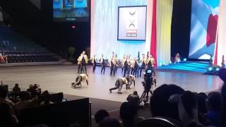 Team Japan Hip Hop - dance 2017