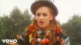 Culture Club Karma Chameleon Official Video Video