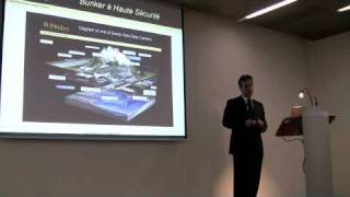 Carlos Creus Moreira keynote sur la sécurité des transactions électroniques sur Internet et KWC