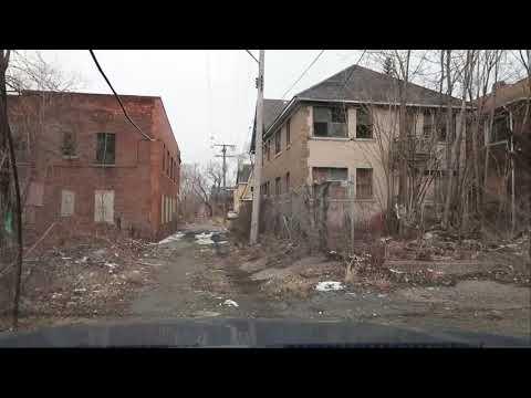 DETROIT'S MOST VIOLENT 80'S/90'S DRUG HOODS TODAY (WEST SIDE)