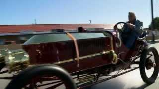 1906 Stanley Steamer Vanderbilt Cup Racer - Jay Leno's Garage