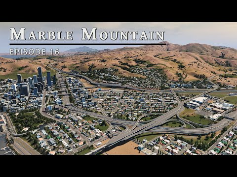 Mountain Expansion - Cities Skylines: Marble Mountain EP 16