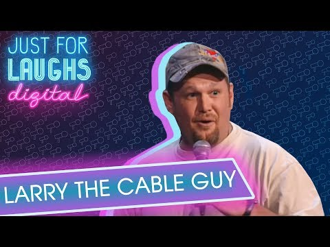 Larry the Cable Guy Stand Up – 2002
