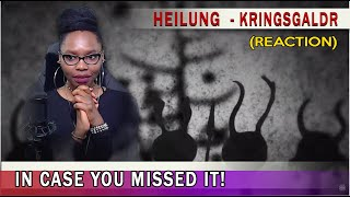 "Heilung   Krigsgaldr (REACTION) ""In Case You Missed It"""