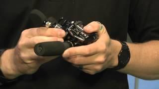 Abu Garcia REVO Winch Generation 3 Casting Reel ICAST 2012 Best of Show - Freshwater Reel
