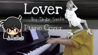 AJ cover | Lover by Taylor Swift