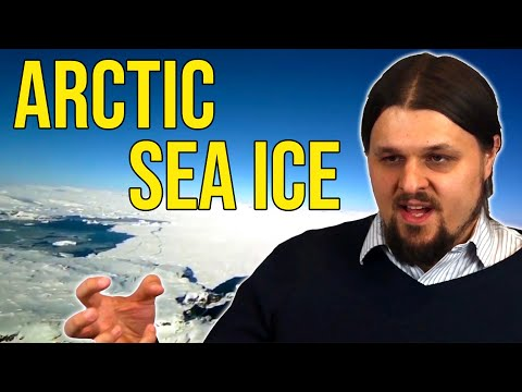 <p>There is no doubt that sea ice in the polar regions is melting, but what is the exact role that this plays in the global climate system? To understand climate change we need to understand mixing in the ocean, which is exactly what Andrew Wells at the University of Oxford comes is trying to do by studying a model for sea ice growth in the Arctic.</p>