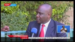 Leo Mashinani: Wakulima kutoka Trans Nzoia wanataka serikali ipunguze bei ya mbolea, 13/ 10/2016