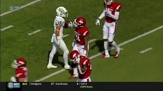 North Texas Fake Fair Catch | 90-yard Punt Return TD