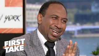 Stephen A. thanks the Cowboys for never letting him down | First Take