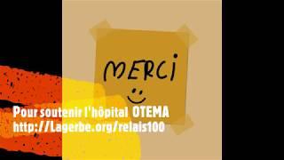 """Le """"relais 100km"""" pour le Congo, en vidéo"""