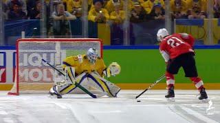 Сборная Швеции -Чемпионат мира по хоккею 2018. Сборная Швейцарии. Финал. Серия буллитов.