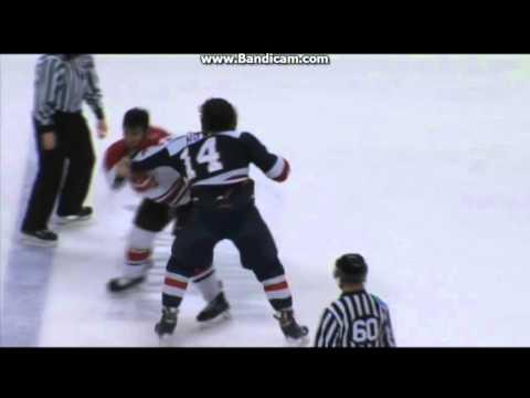 Travis Howe vs Nicholas Rivait
