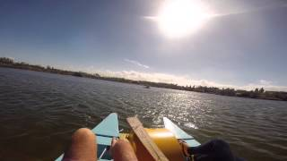 preview picture of video 'Warrnambool Paddle Boat Hire'